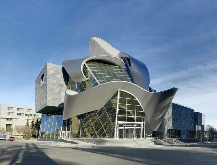 Art Gallery of Alberta, Canada by architect Randall Stout