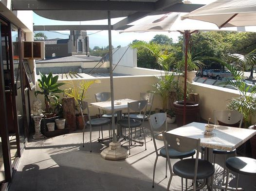 The Coffee Market George is situated on the first floor of the Nedbank building and sports a beautiful view of the town and the mountains. #coffeeshop #cuisine #Catering