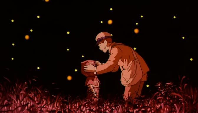 Le tombeau des Lucioles (1988) Directed by Takahata Isao