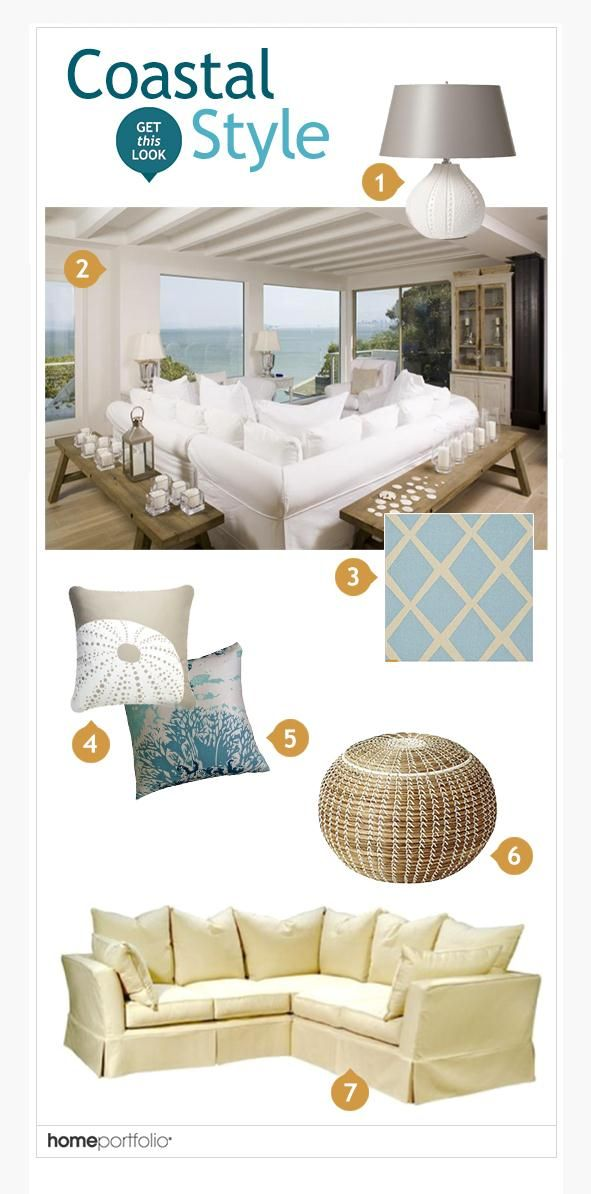 Coastal Style Defined - HomePortfolio