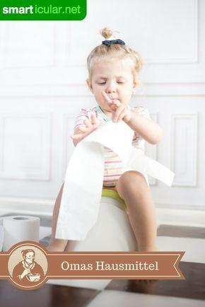 Omas Hausmittel für Kinder bei Durchfall und Verstopfung ...