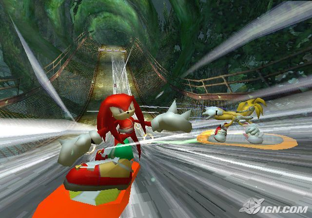Sonic Riders Game Preview