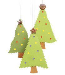 Activités bricolage de Noël 2009 : idée bricolage enfants pour famille, école et assistante maternelle - Décoration sapin de Noël - Univers ...