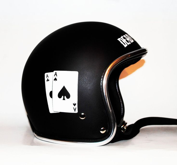Joe King Speedshop | Vintage Motorcycle Helmets | mychopper.RO