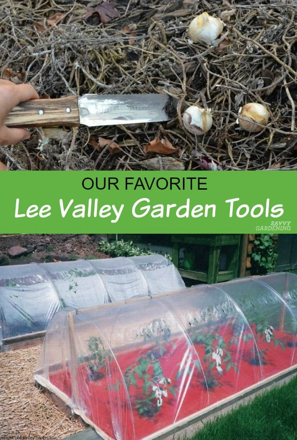 We Love Lee Valley Tools, And Share Our Favorites In This Post! Lee Valley