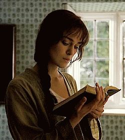 Hehe. This is amusing. Because.. this is how I feel reading Pride and Prejudice right now.