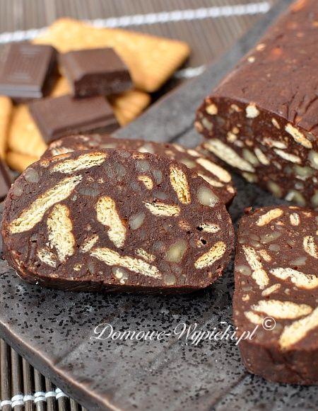 szybki blok czekoladowy