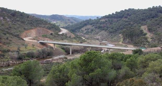 Concluida a estrada Altura-Furnazinhas em Castro Marim - Algarlife