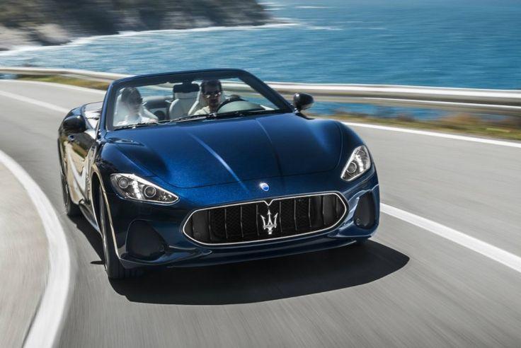 Maserati GranCabrio : un dernier lifting pour la route   Luxe et Concept #Fancy Shit