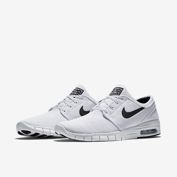 The Nike SB Stefan Janoski Max Men's Skateboarding Shoe.