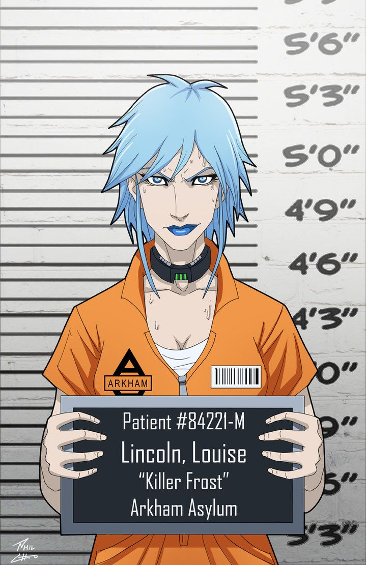 Louise Lincoln locked up by phil-cho on DeviantArt