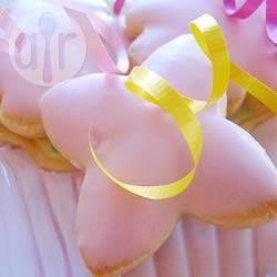 Фото рецепта: Фигурное сахарное печенье