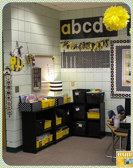 Classroom Theme Ideas Bees ~ Run miss nelson s got the camera room reveal bee theme