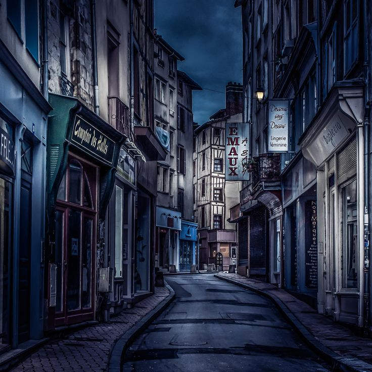 Streets of limoges by bill baroud on 500px