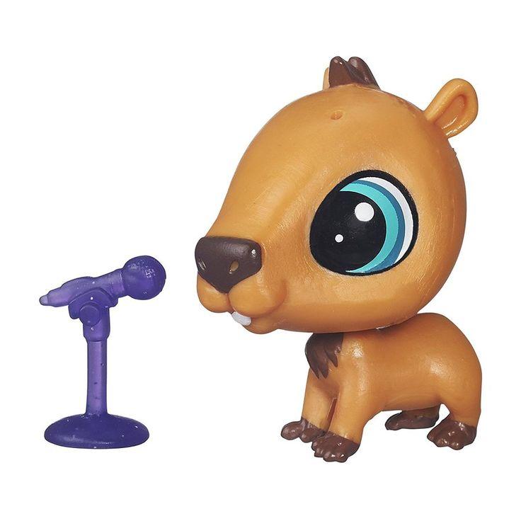 Littlest Pet Shop Single Pet Capsy Bara #26