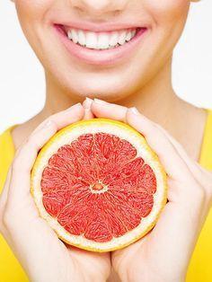 Fettkiller Nummer 20: Die Grapefruit danach.