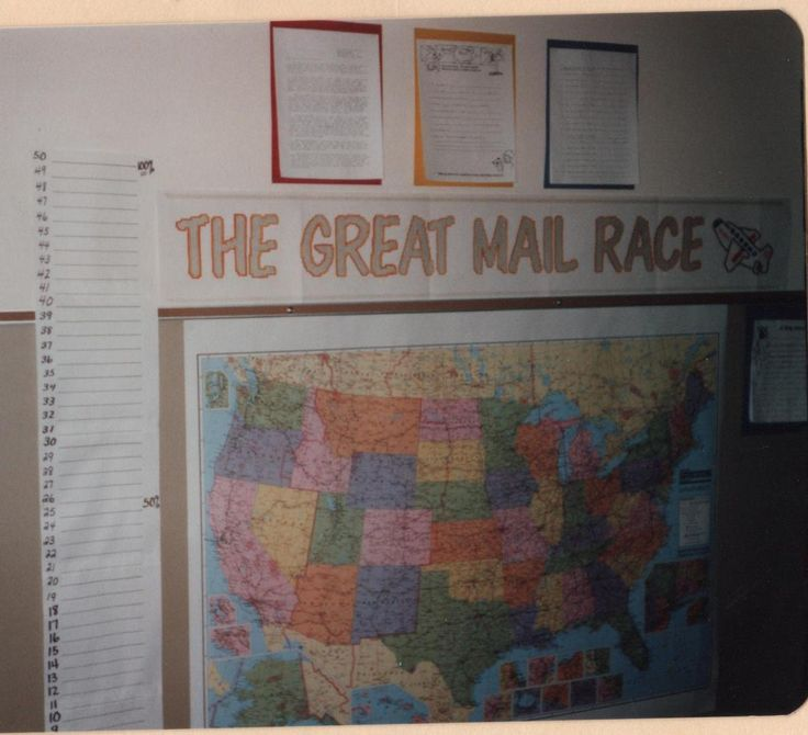 Classroom Enrichment Ideas ~ Best great mail race images on pinterest classroom