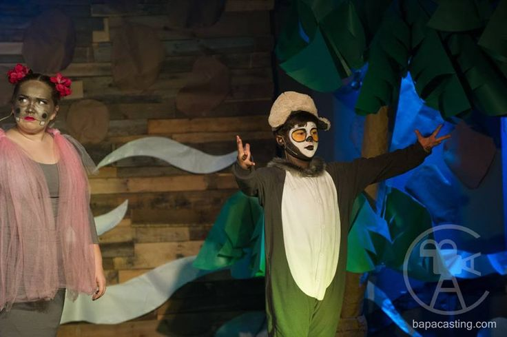 Maurice, from Madagascar the Musical costume ideas! #
