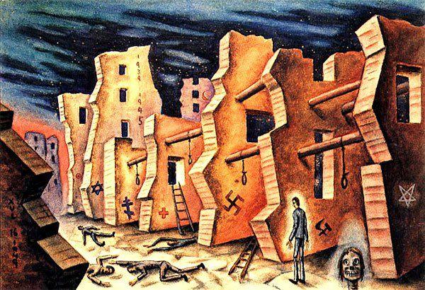 10 pintores latinoamericanos del siglo XX que debes conocer