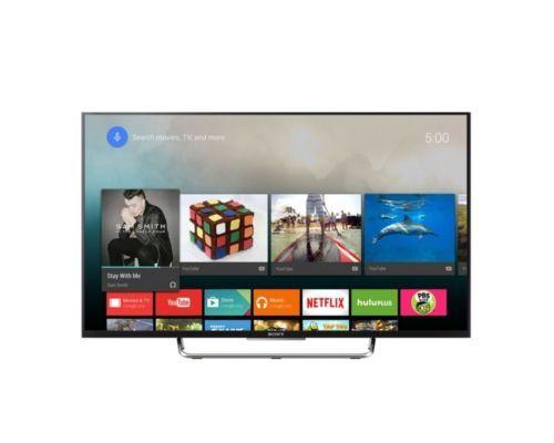 Sony KDL50W805CBU 50 Inch Full HD 1080p Freeview HD Smart WiFi LED TV £460