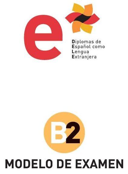 Modelo del nuevo examen de nivel B2. Información general aquí: http://diplomas.cervantes.es/informacion-general/nivel-b2.html