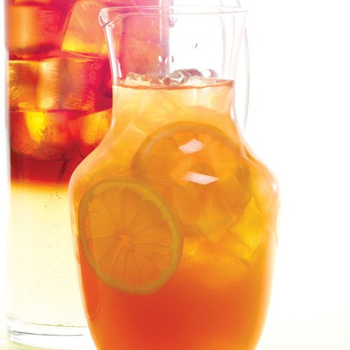 This enduring classic conjures images of afternoon tennis matches and drinks on the lawn. Often made with lemonade alone, our cocktail includes ginger ale to mellow the flavor of Pimm's -- a fruity, spicy gin-based liqueur -- and make it effervescent.