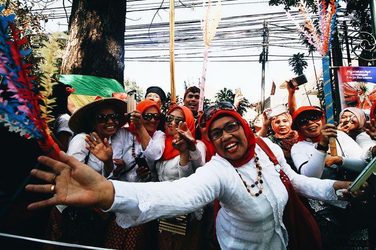 Catatan Perjalanan : Karnaval Kemerdekaan Pesona Parahyangan 2017