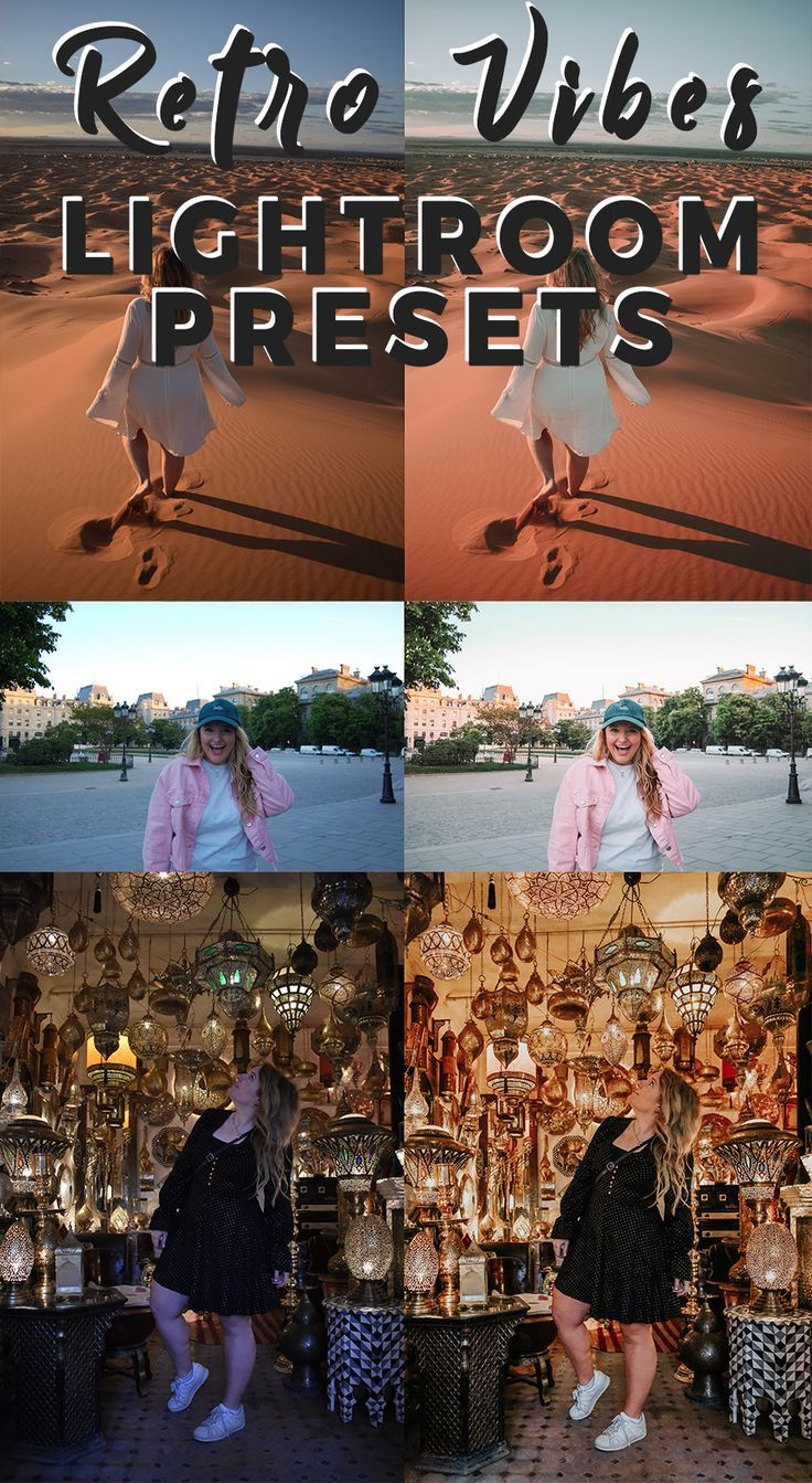 Lightroom Presets for Travel and Lifestyle Photography - Plus how to edit Lightroom presets for your phone. Now, get my presets on your mobile device!  #lightroom #lightroompresets #photography #photoediting #instagram