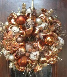 103 Best Christmas Trees Amp Decor Bronze Copper Chocolate