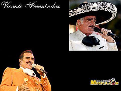 Letra de 'Cuando yo quería ser grande' de Vicente Fernandez. Página dedicada a Vicente Fernandez: letras, vídeos, fotos, ranking, fondos de escritorio...