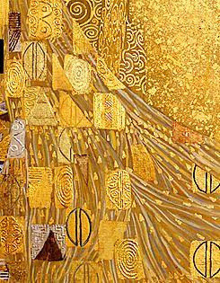"""UNHISTORICAL — Gustav Klimt """"Golden Phase"""" detail from Judith..."""