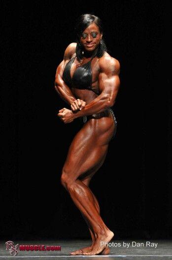 Monique Jones.