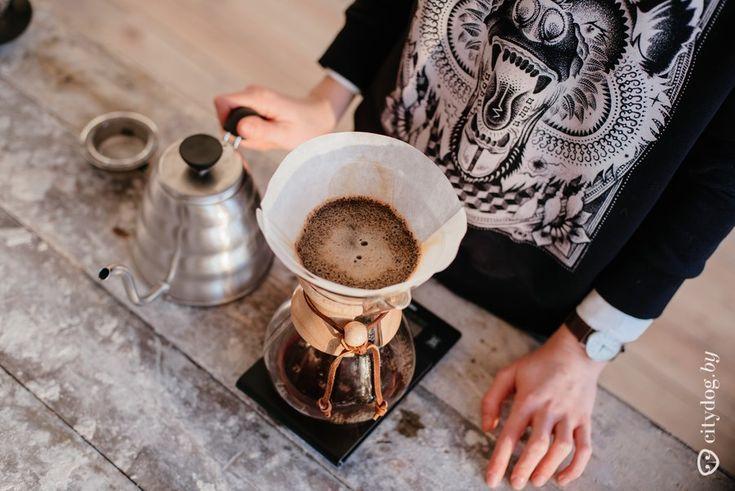 Чем отличается «Кемекс» от «Сифона» и почему не стоит пить кофе темной обжарки.