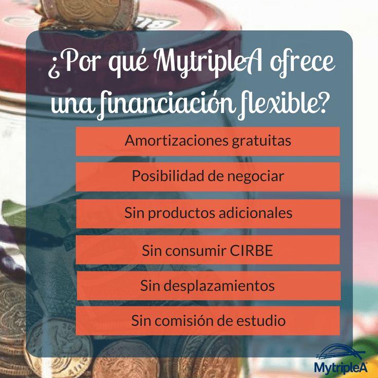 La #financiación flexible es una de las cualidades más valoradas entre las #empresas. Pincha en la #infografía para saber más sobre ella.