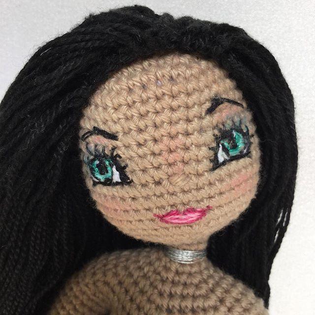 Amigurumi Lips Pattern : 720 best images about Amigurumi dolls on Pinterest Girl ...