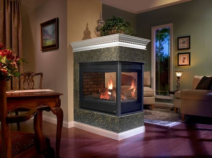 25 Best Images About See Through Fireplaces On Pinterest Hearth Eclectic Living Room And