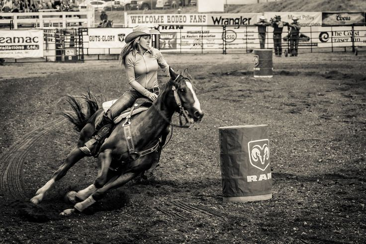 I'm currently editing my photos from the 90th Williams Lake Stampede, after getting a press pass through the local camera club. Here's my gallery so far, clicking on the photo will take you there     ...Amy Mitchell‎  to  Penticton Photography Club
