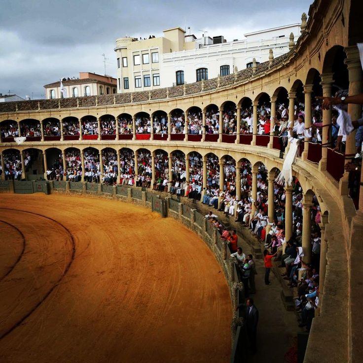 Corrida Goyesca (Ronda, Málaga) | @borisalas