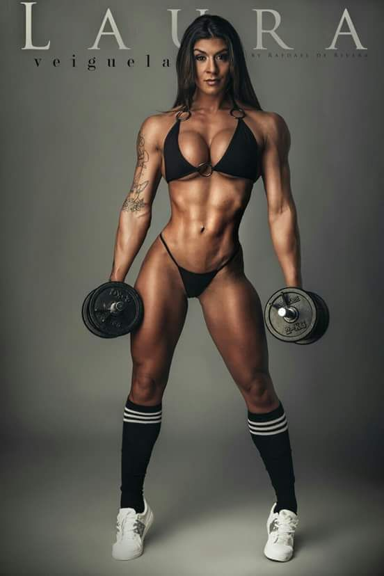 Athletic Muscle Babe 65