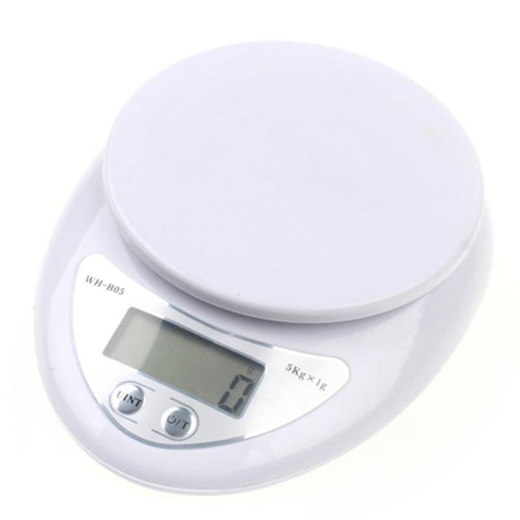 Digital Scale, 0 to 11 lbs.