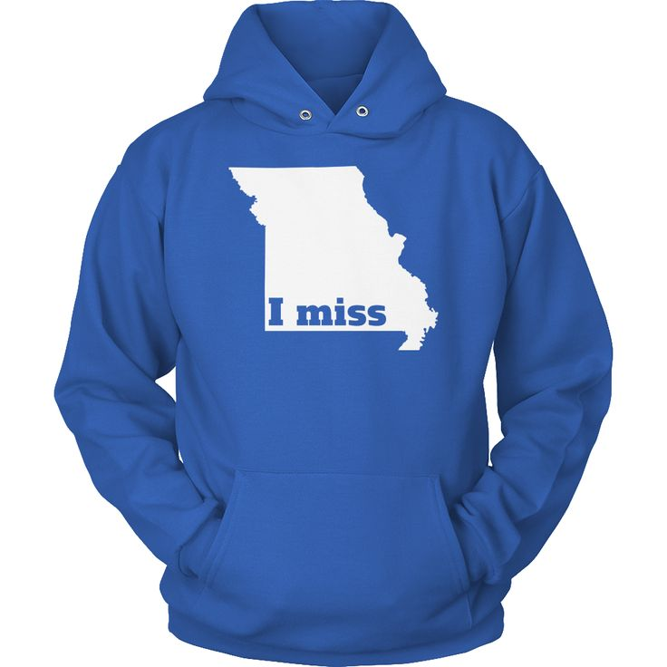 I Miss Missouri - My State Shirts