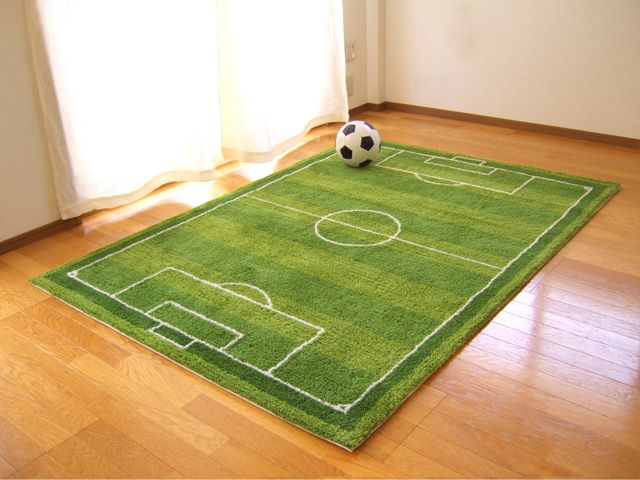 Exceptional Soccer Rug