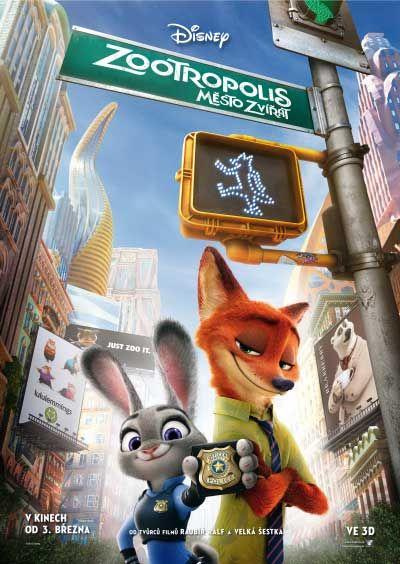 Zootropolis: Město zvířat (2016)