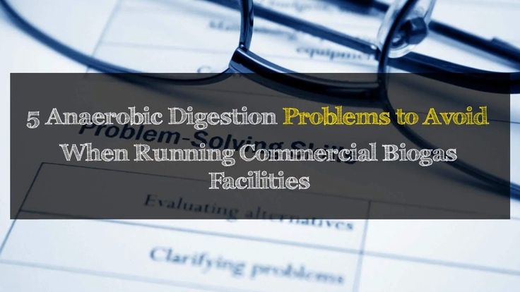 5 Anaerobic Digestion Problems to Avoid When Running Commercial Biogas F...