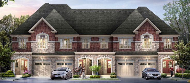Averton Homes launches new collection of townhomes at Beacon Hill in Bowmanville
