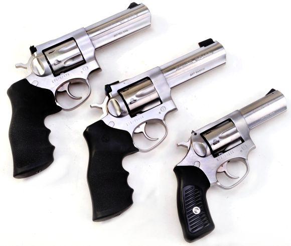 Real Guns - Ruger's SP 101 327 Federal Magnum *