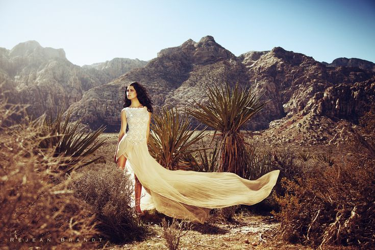 Autumn @ Envy Model Management, Las Vegas |  Hair & Makeup by Sarah Barker | Dress by Dee Karpa | Photography by Réjean Brandt | Assisted by Jason Douglas
