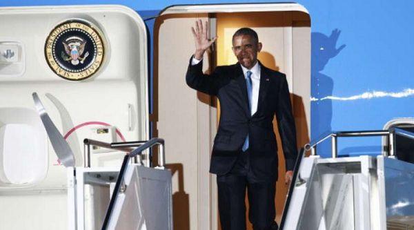 Presidente Obama arribó a Kenia este viernes