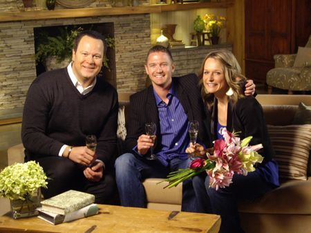 engaged on qvc-  http://community.qvc.com/blogs/QVC+Hosts/topic/270225/rubbing-elbows-with-a-princess-program-hosts-and-you.aspx