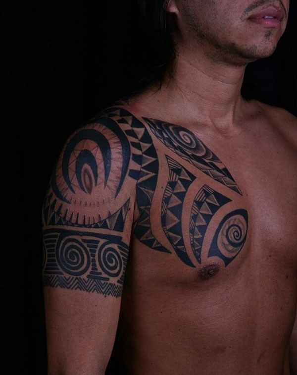 150 Popular Polynesian Tattoo Designs And Meanings Cool